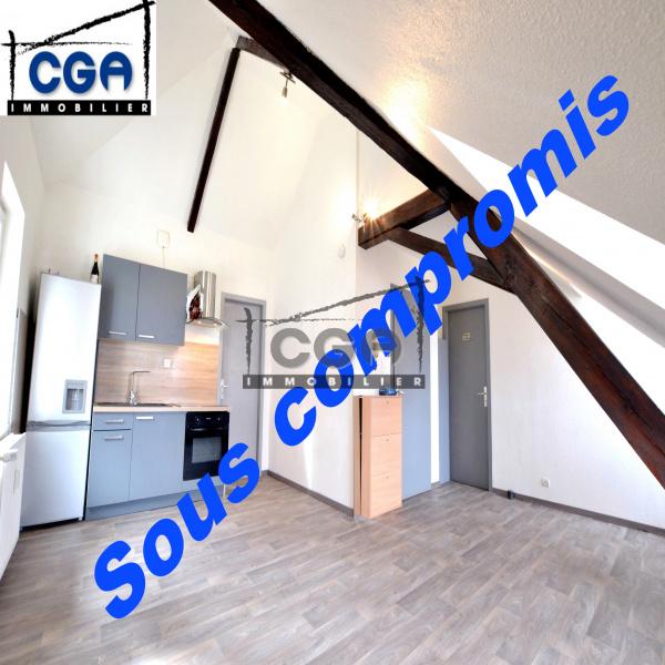 Offres de vente Appartement Sierentz 68510