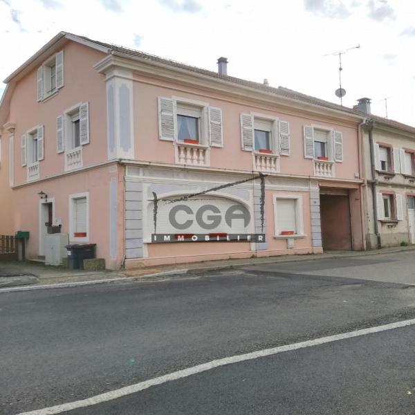 Offres de vente Immeuble Vieux-Thann 68800
