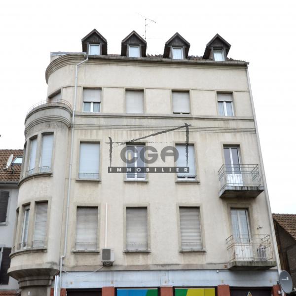 Offres de vente Immeuble Saint Louis 68300