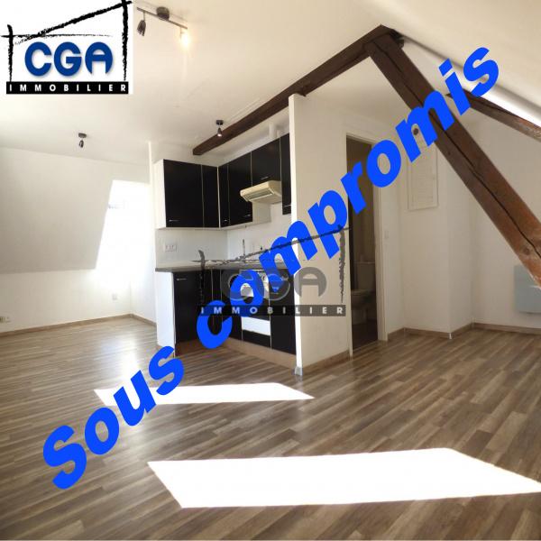 Offres de vente Appartement Saint-Louis 68300