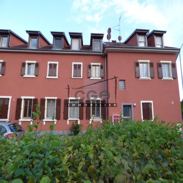Offres de vente Appartement Hégenheim 68220
