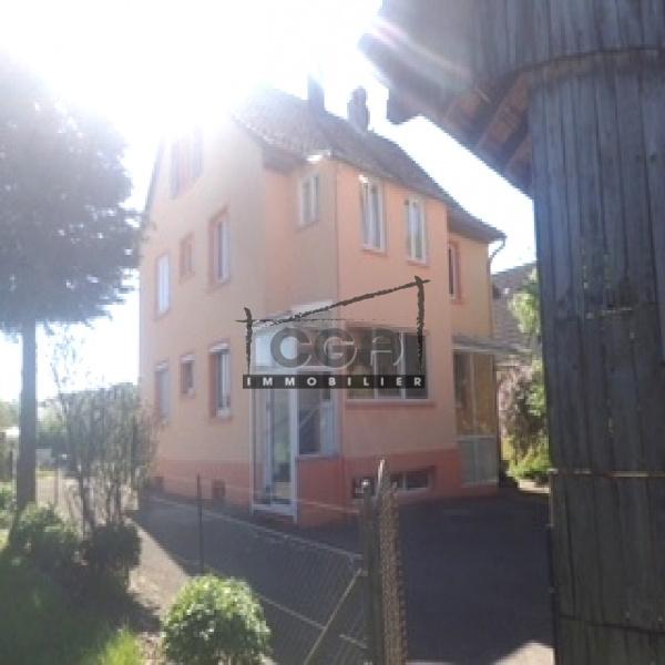Offres de vente Maison Hagenthal-le-Bas 68220