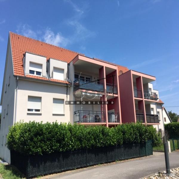 Offres de location Appartement Saint-Louis 68300