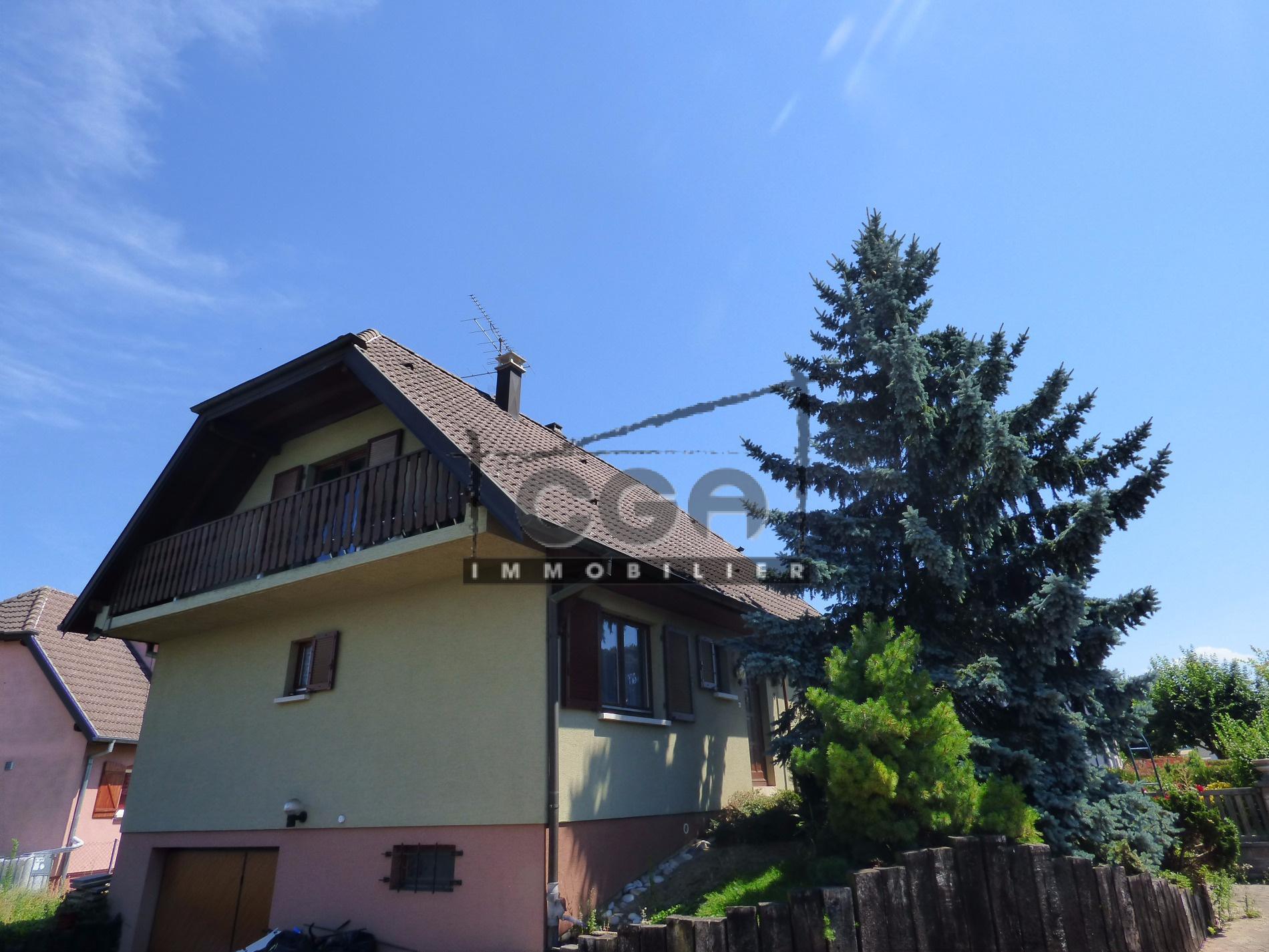 Offres de vente Maison Blotzheim 68730