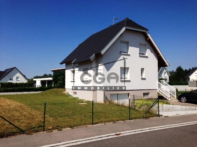 Offres de vente Maison Rosenau 68128
