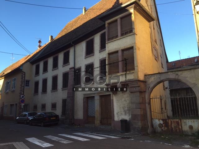 Offres de vente Immeuble Soultz-Haut-Rhin 68360