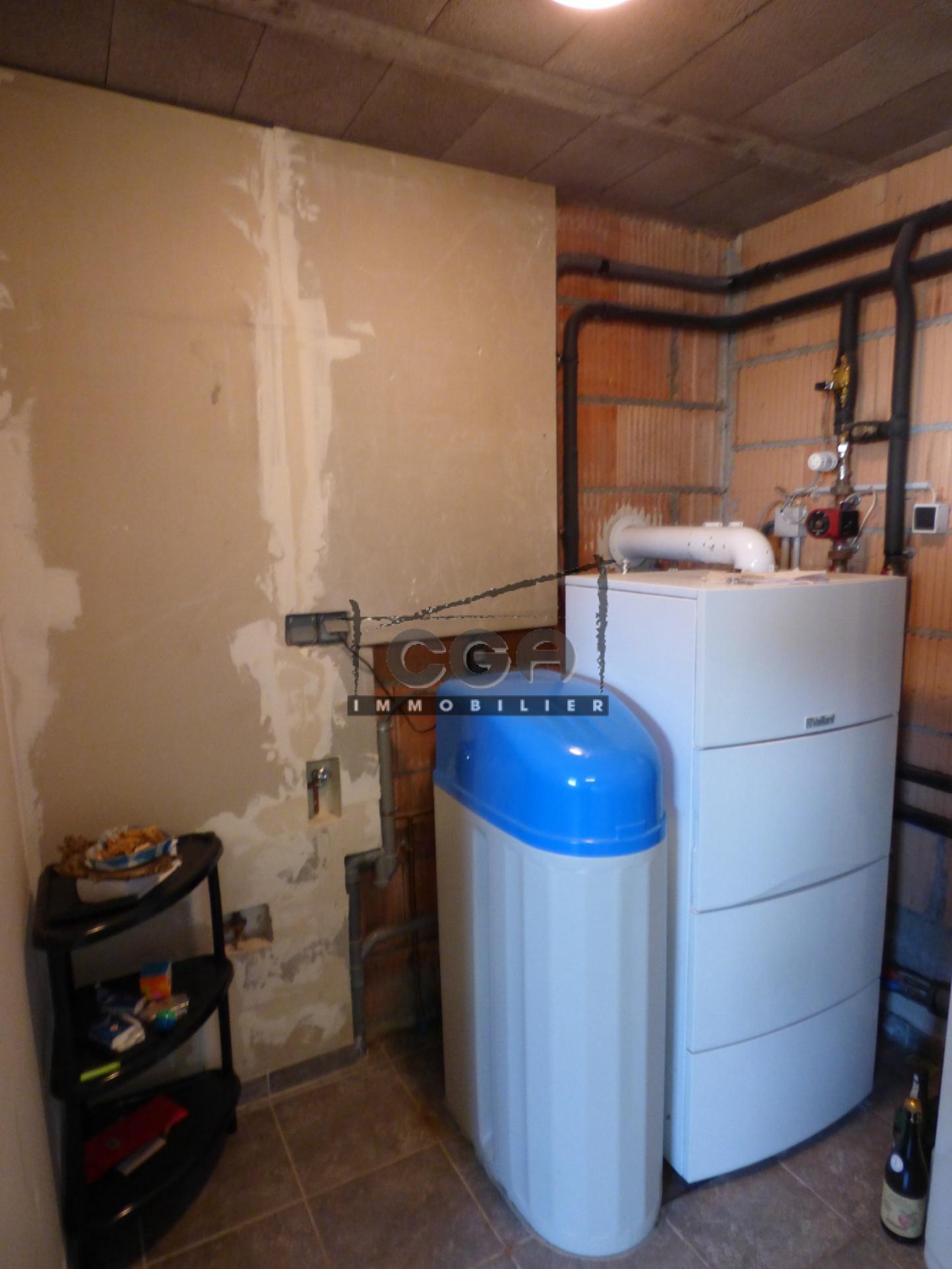 adoucisseur d'eauchauffage au gaz au sol   radiateur