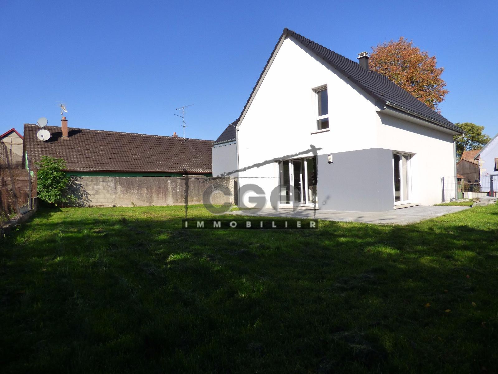 Offres de vente Maison Bantzenheim 68490