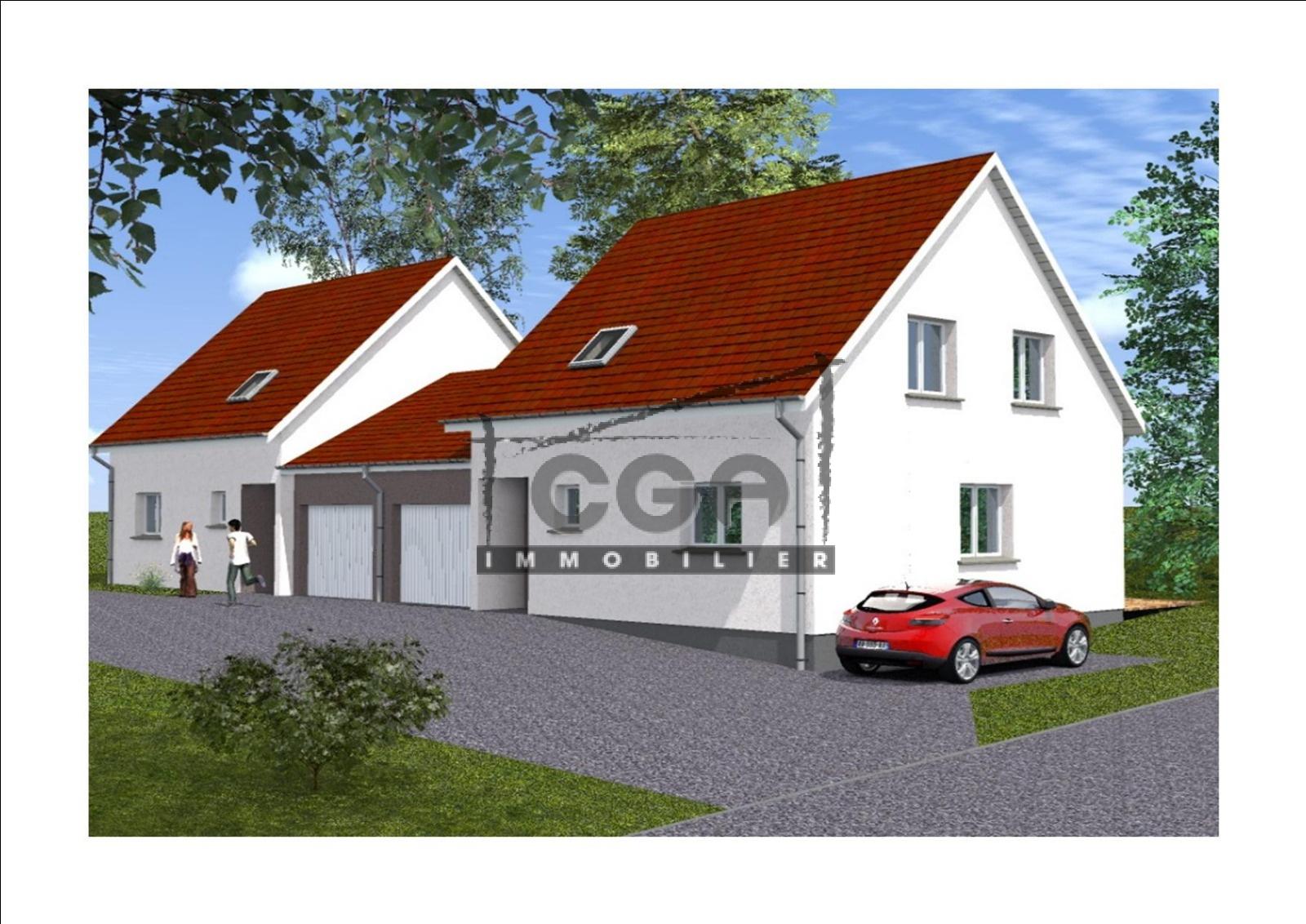 Offres de vente Maison Werentzhouse 68480