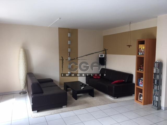 Grand séjour de 31 m²