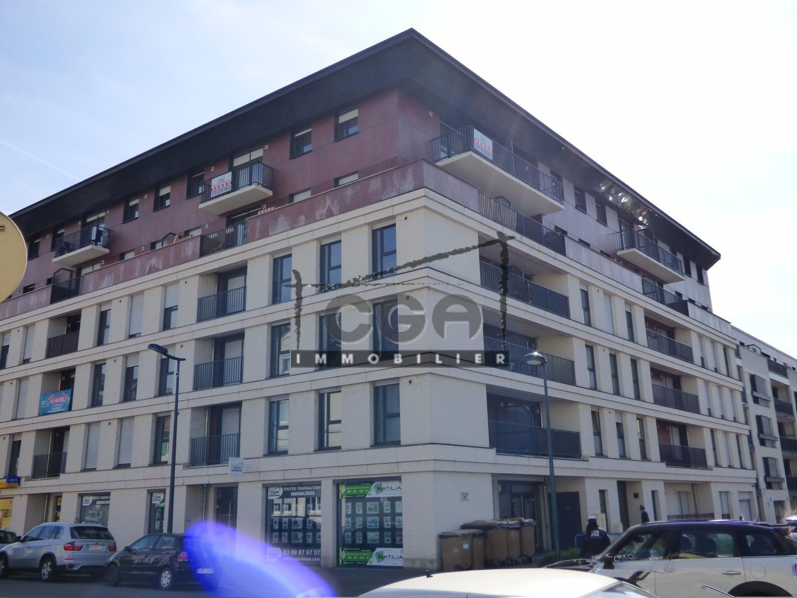 Offres de location Appartement Saint Louis 68300