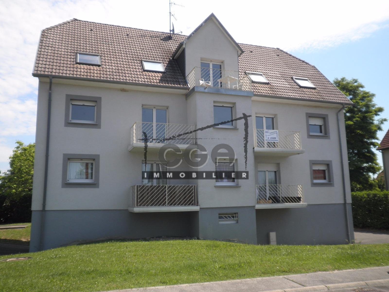 Offres de location Appartement Rosenau 68128