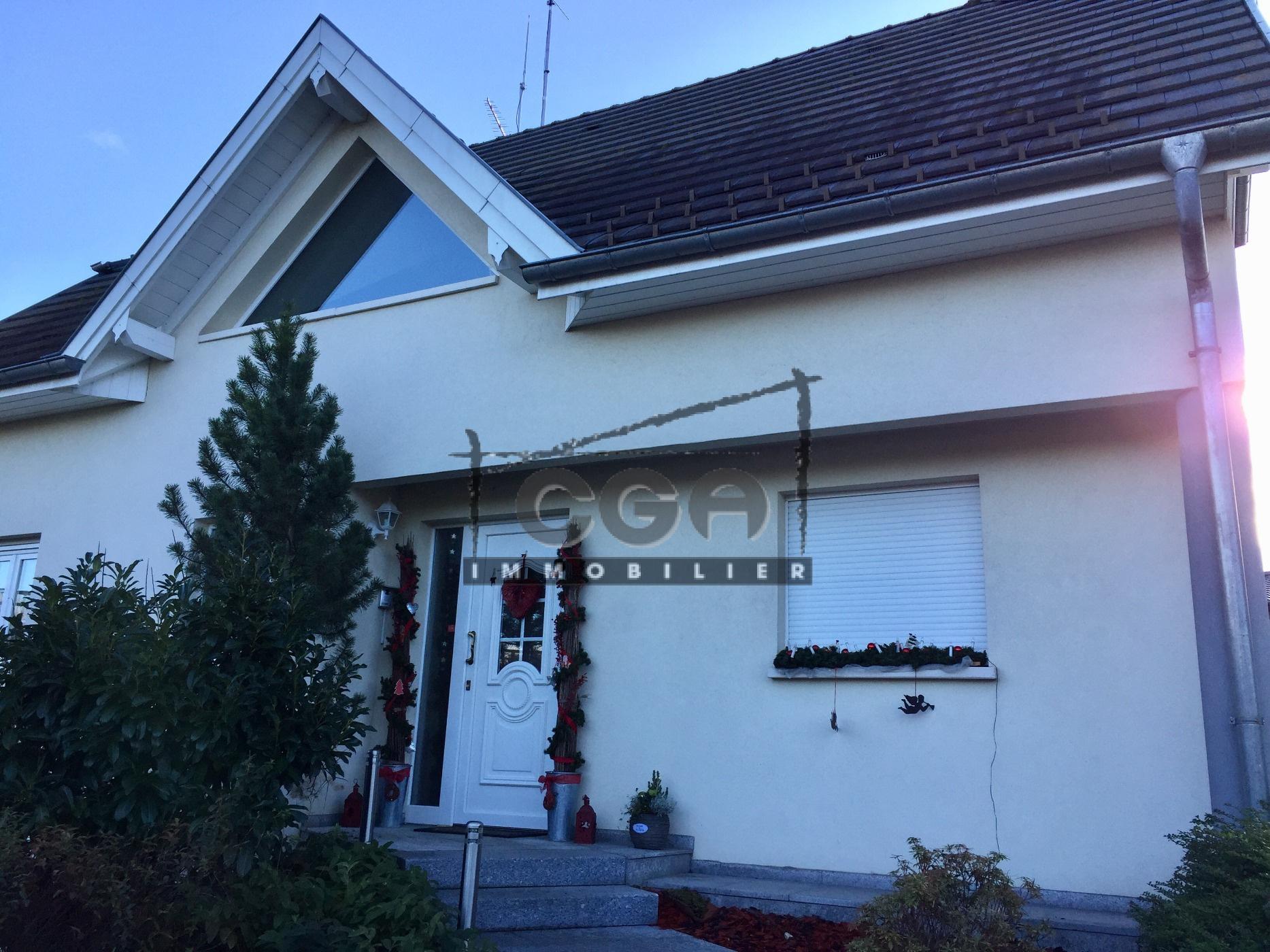 Offres de vente Maison Bartenheim 68870