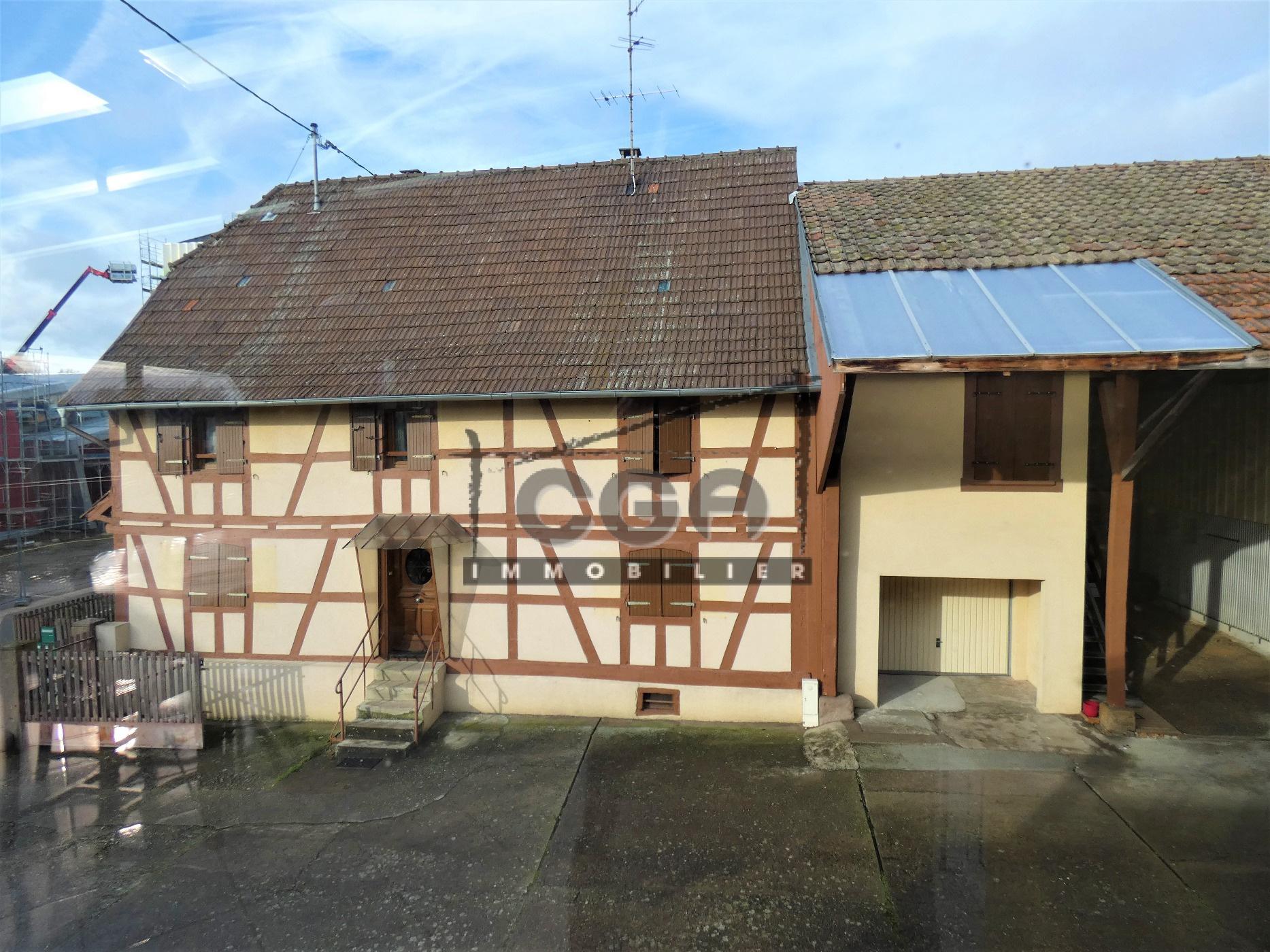 Offres de vente Propriete Lutterbach 68460