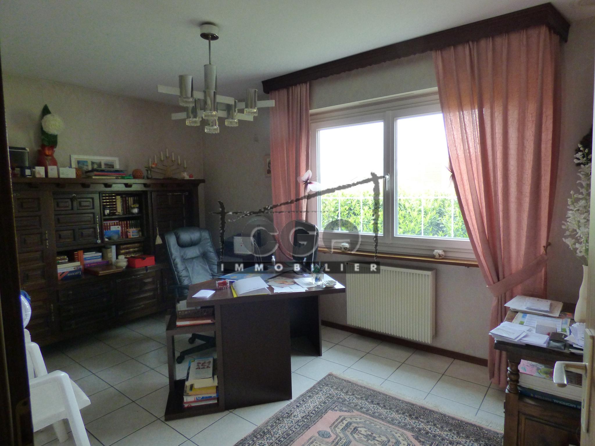 chambre ou bureau